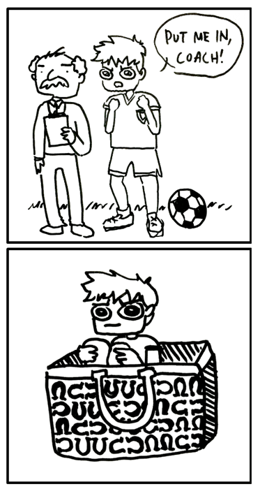 puns,sports,soccer,web comics