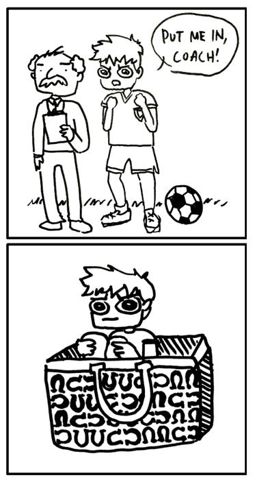 puns sports soccer web comics - 8240444672