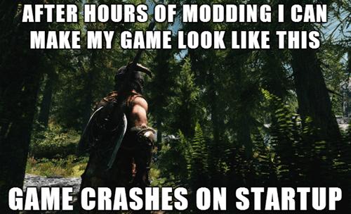 mods Skyrim pc gaming - 8240528128