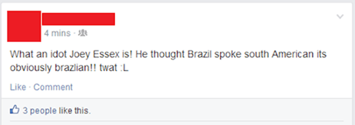 brazil language facepalm