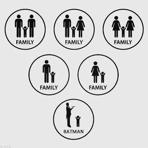 alfred pennyworth,batman,family