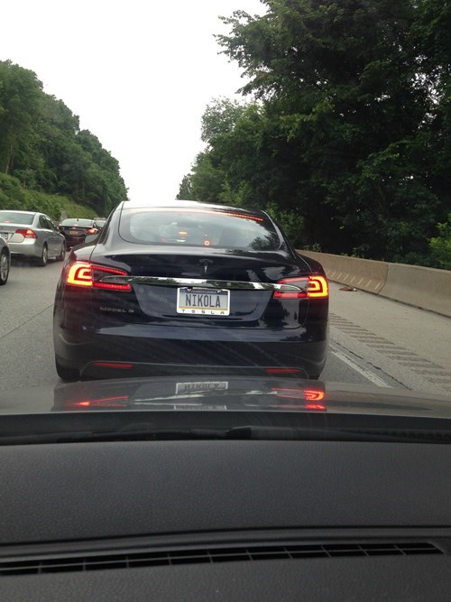 cars,license plate,Nikola Tesla,tesla