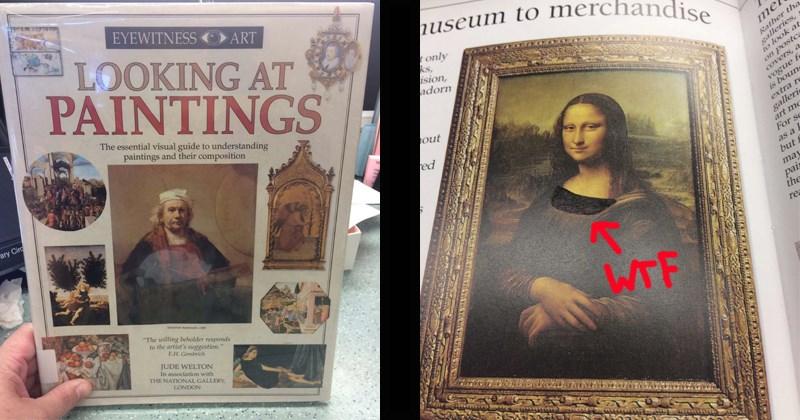 religious college censors art book