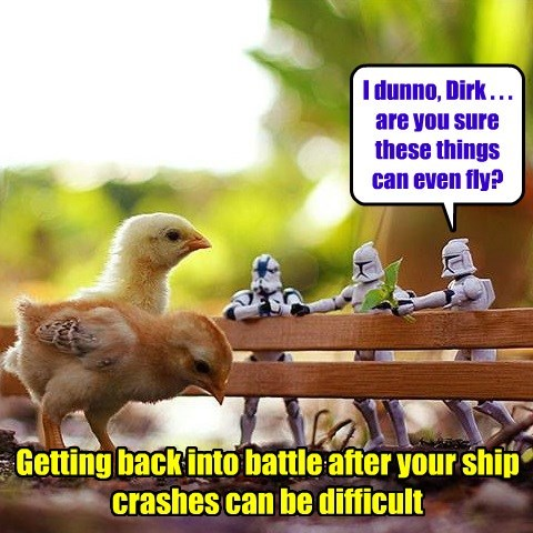 chicks funny star wars - 8241241856
