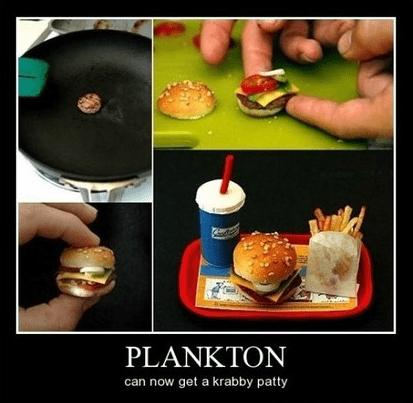 wtf burger plankton funny - 8241274624