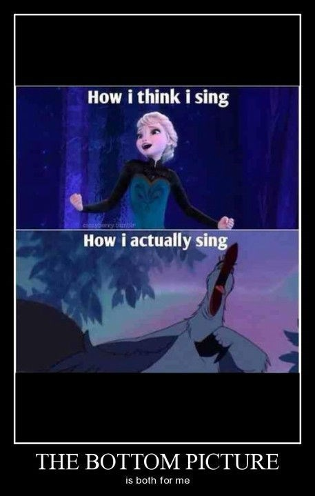 terrible sing frozen funny - 8241274880