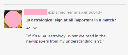 sign,astrology,idiots,online dating,funny
