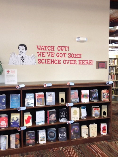 funny science Neil deGrasse Tyson library g rated School of FAIL