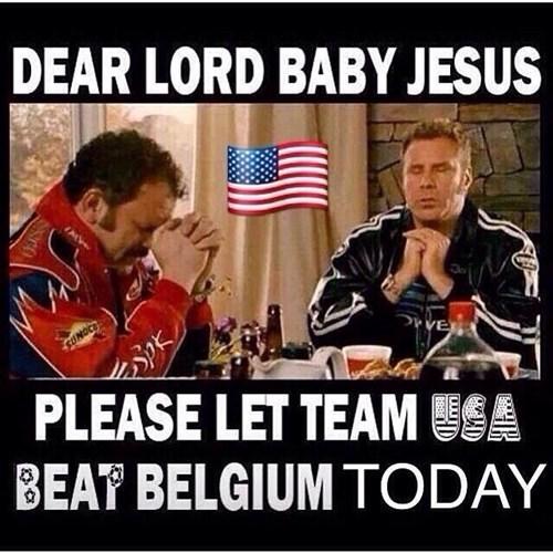 belgium world cup soccer ricky bobby Will Ferrell - 8241353472