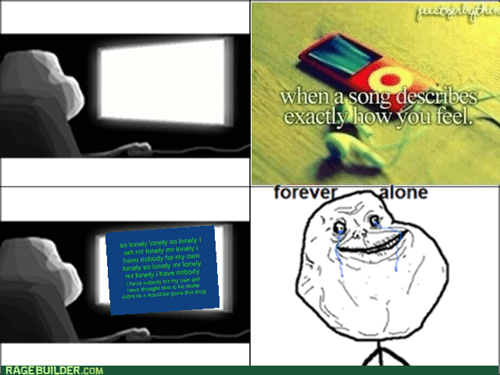 forever alone song Music - 8241458432