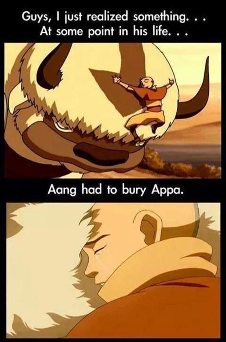 Avatar aang appa - 8241473280