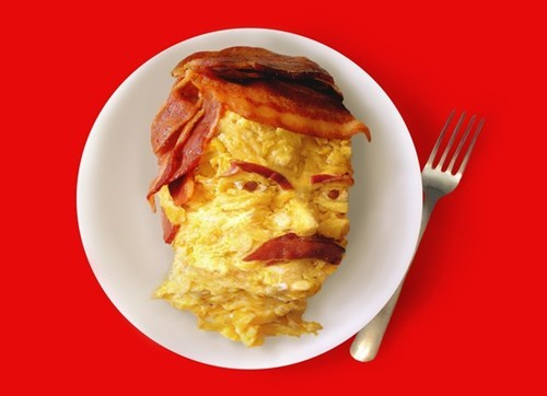 breakfast ron swanson tshirts - 8241574656
