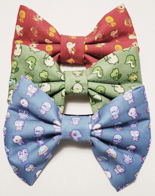 bowtie,pokemon theme