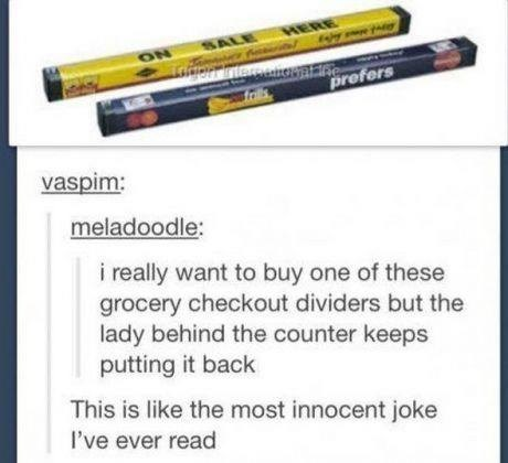 customer service grocery store puns g rated win - 8241628928