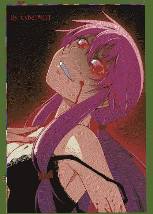 future diary anime minecraft - 8241857024