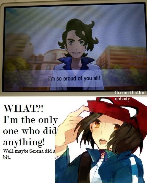 Pokémon professor sycamore - 8241861888