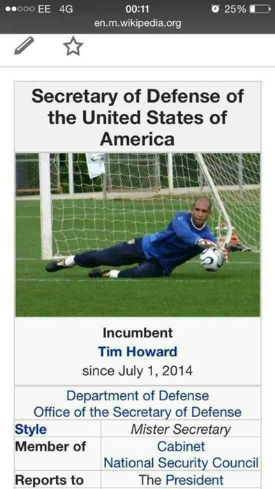tim howard world cup