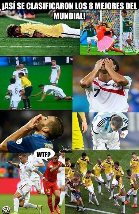 Memes futbol deportes mundial - 8242404864
