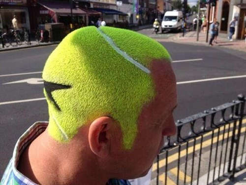 hair poorly dressed tennis g rated - 8242512384