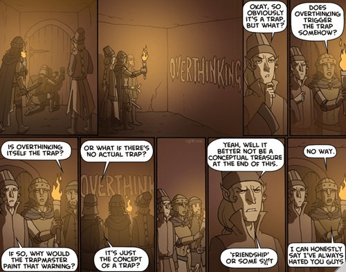 traps,dungeons,web comics