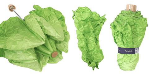 poorly dressed lettuce umbrella - 8242610176