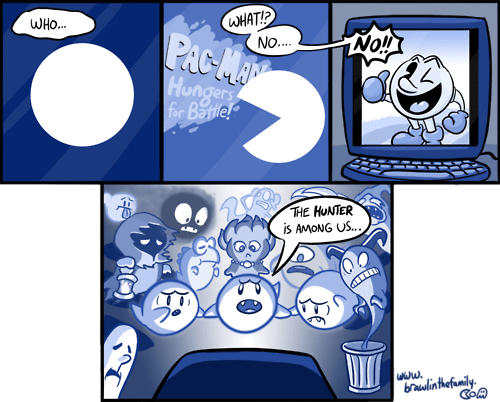 boo ghosts super smash bros pac man web comics - 8242612992
