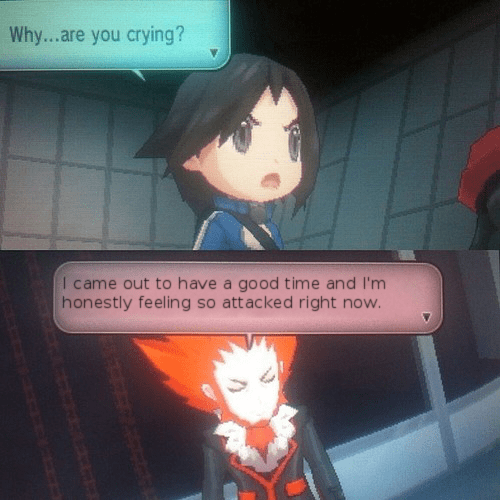 Memes lysandre i came out tonight to have a fun time - 8242617344