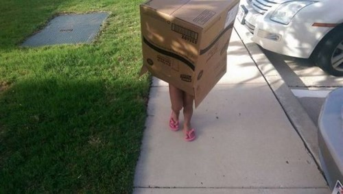 box,kids,parenting