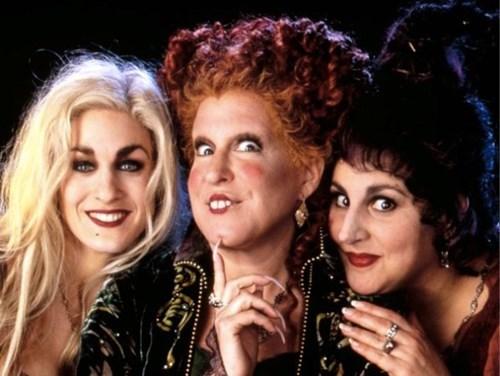 movies,hocus pocus,sequel,tina fey