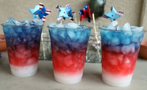 awesome,4th of july,cocktails
