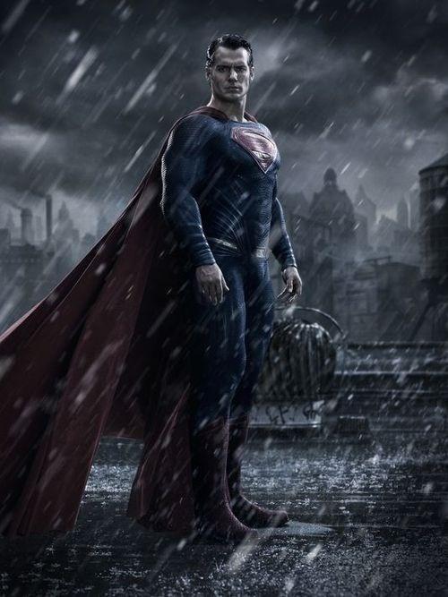 Sad Batman v Superman superman - 8243766784