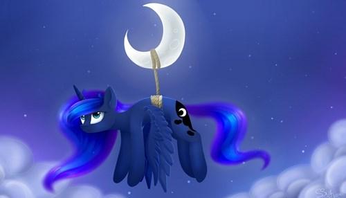 Fan Art princess luna princess celestia - 8243880448