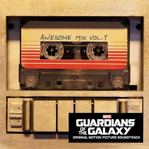 guardians of the galaxy,soundtrack