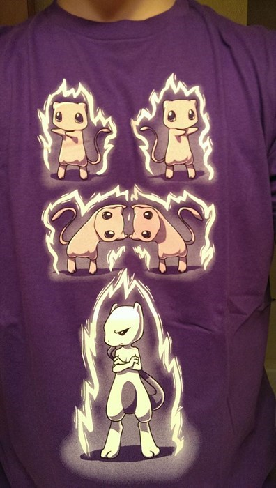 mew,fusion,mewtwo,t shirts