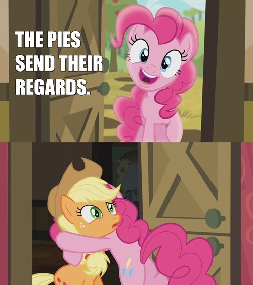applejack pinkie pie red wedding - 8244153088