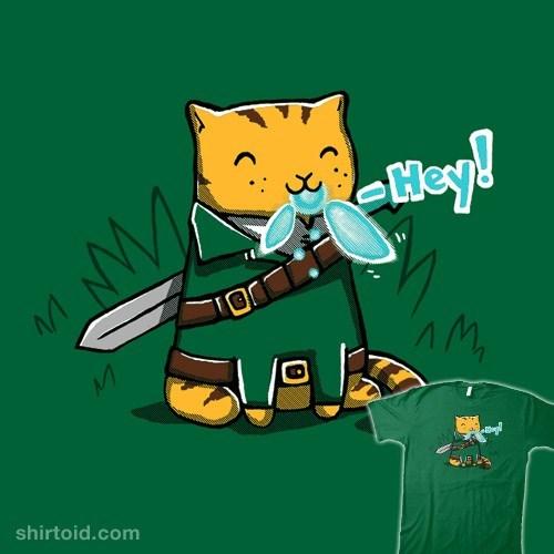link,tshirts,cute,navi