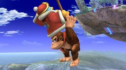 donkey kong,super smash bros