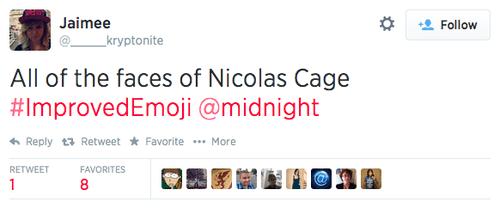 twitter emoji nicholas cage - 8244260608