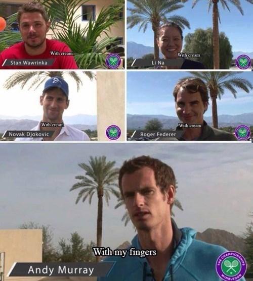 puns,tennis