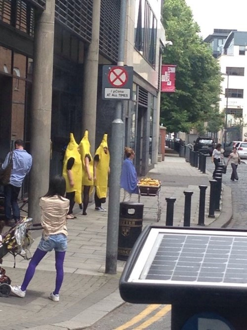 costume banana suit poorly dressed banana g rated - 8244432128