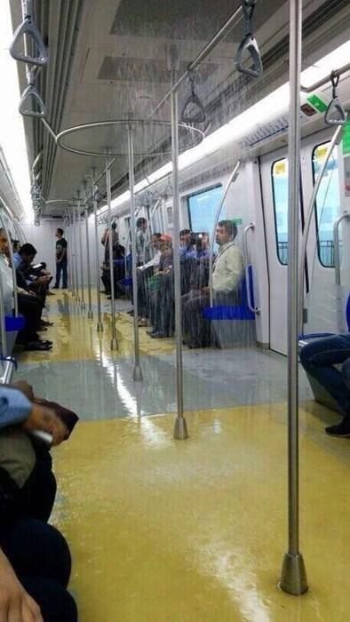 monday thru friday,commute,Subway