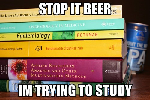 beer temptation funny college - 8244869376