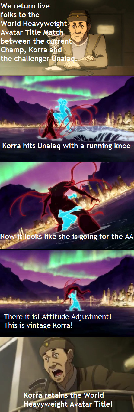 Avatar,wrestling,korra