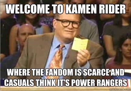 kamen rider,power rangers