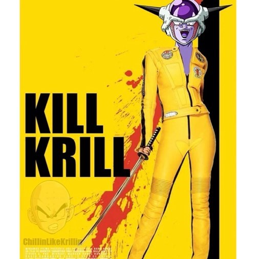 Dragon Ball Z Kill Bill - 8245949440
