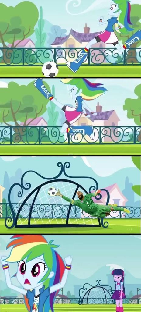 equestria girls tim howard rainbow dash - 8246061312