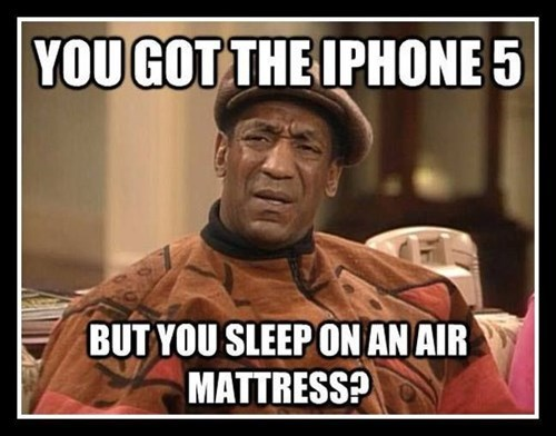 bill cosby,iphone