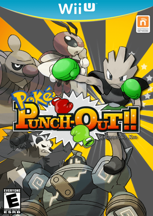 Pokémon,Punch Out