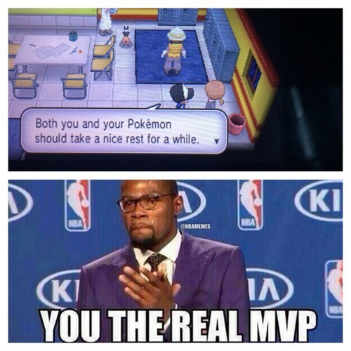 Pokémon you the real mvp Memes NPCs - 8246438400