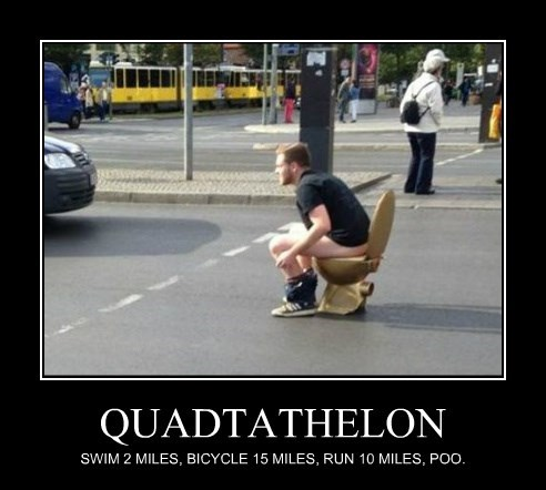 QUADTATHELON
